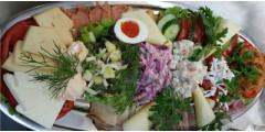Еда с ресторана Балканский Гурман